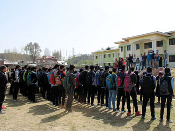 Govt. Polytechnic College Budgam - Events Gallery